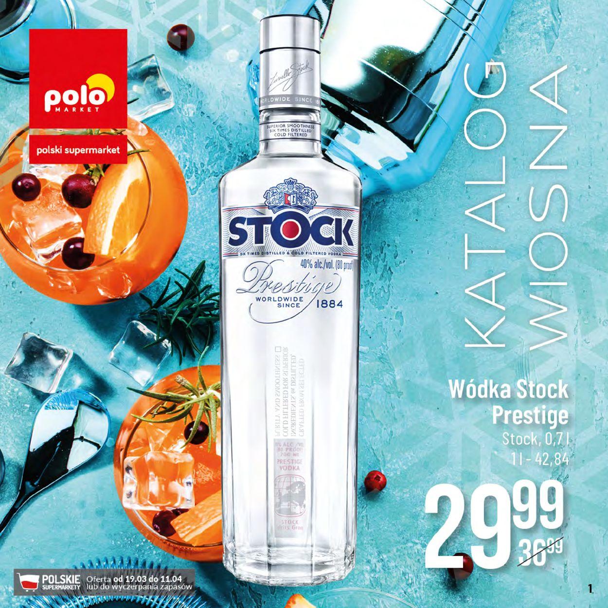 Gazetka promocyjna Polomarket - 19.03-11.04.2020