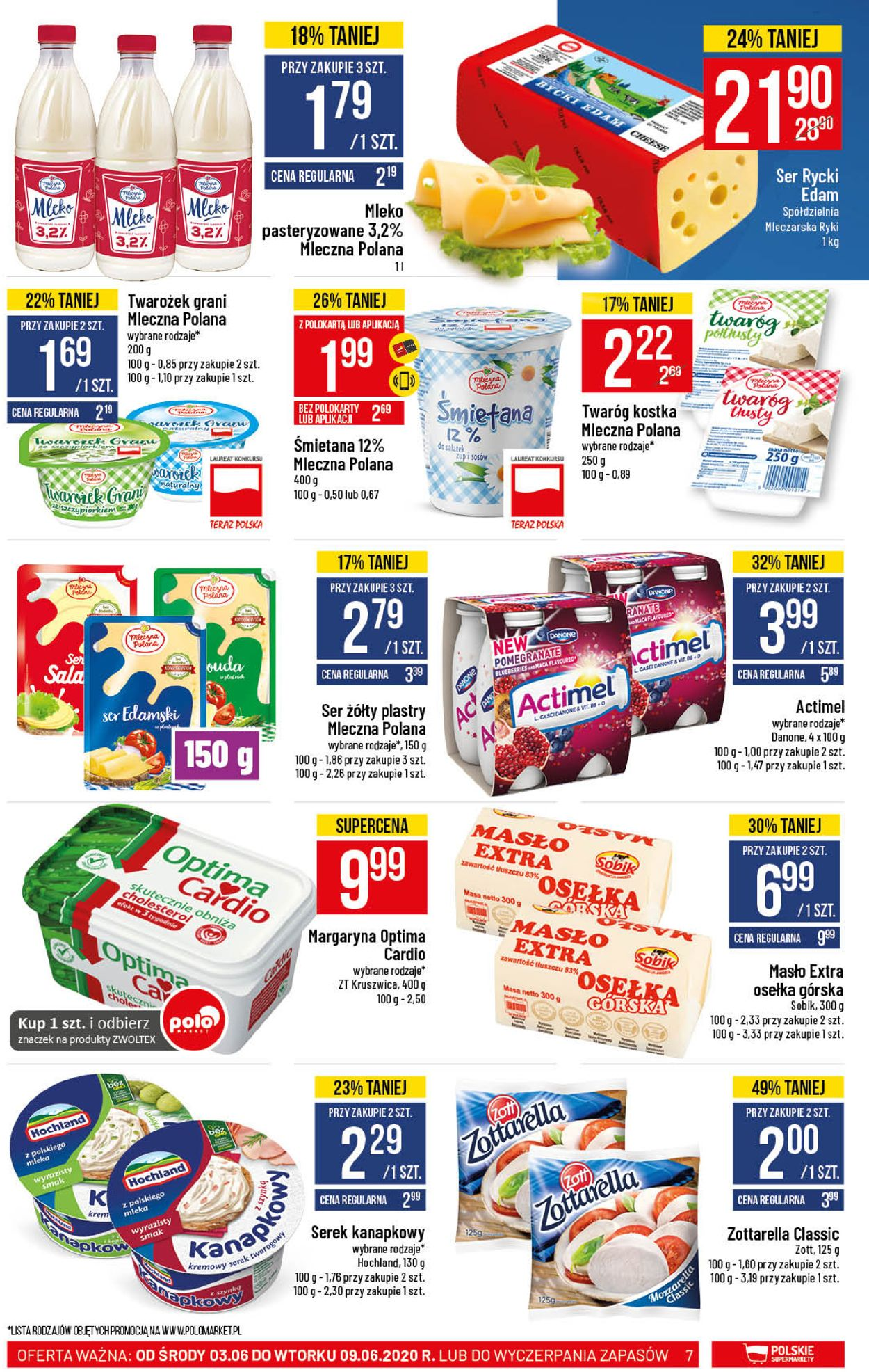 Gazetka promocyjna Polomarket - 03.06-09.06.2020 (Strona 7)