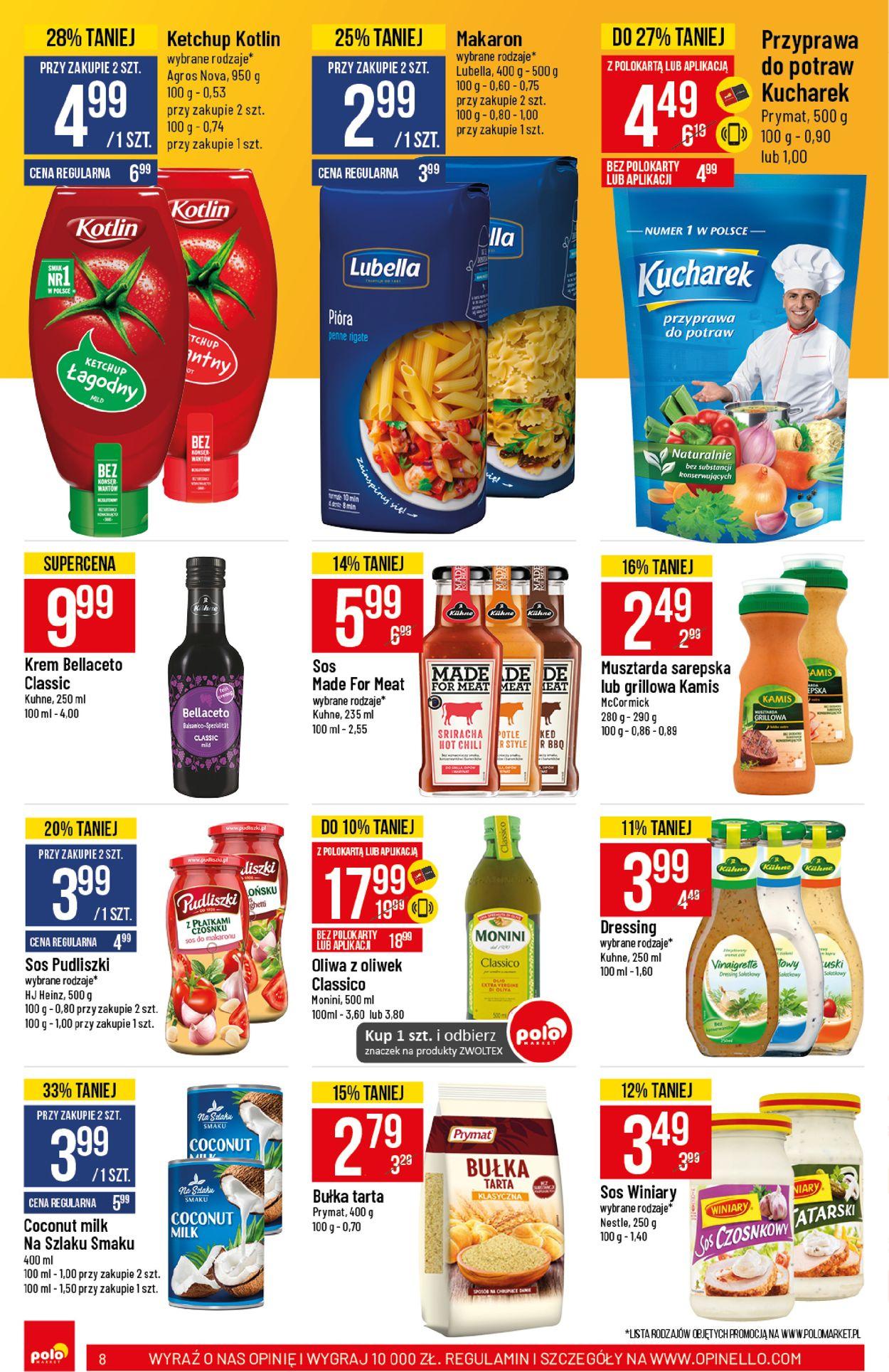 Gazetka promocyjna Polomarket - 10.06-16.06.2020 (Strona 8)