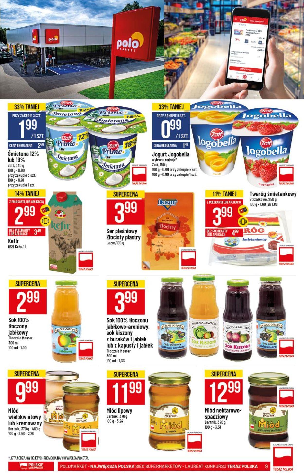 Gazetka promocyjna Polomarket - 29.07-04.08.2020 (Strona 9)