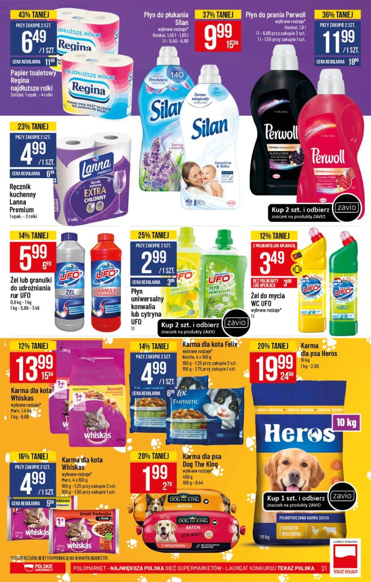 Gazetka promocyjna Polomarket - 29.07-04.08.2020 (Strona 21)