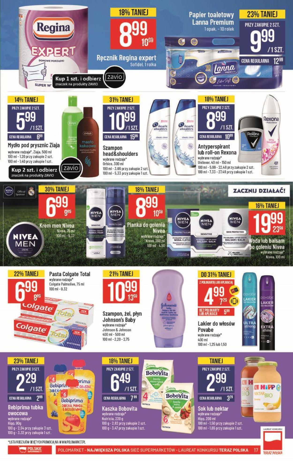 Gazetka promocyjna Polomarket - 05.08-11.08.2020 (Strona 17)