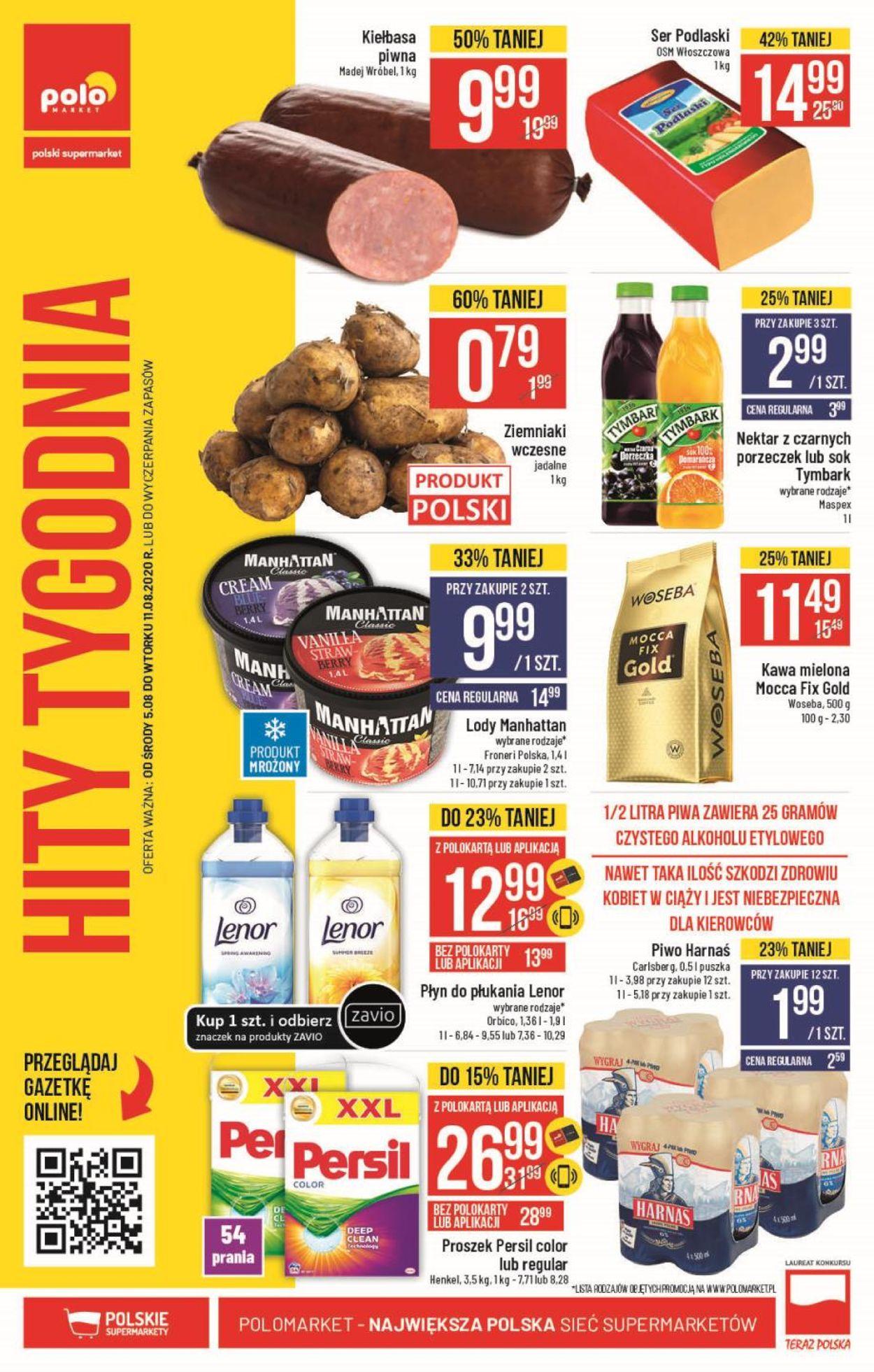 Gazetka promocyjna Polomarket - 05.08-11.08.2020 (Strona 34)