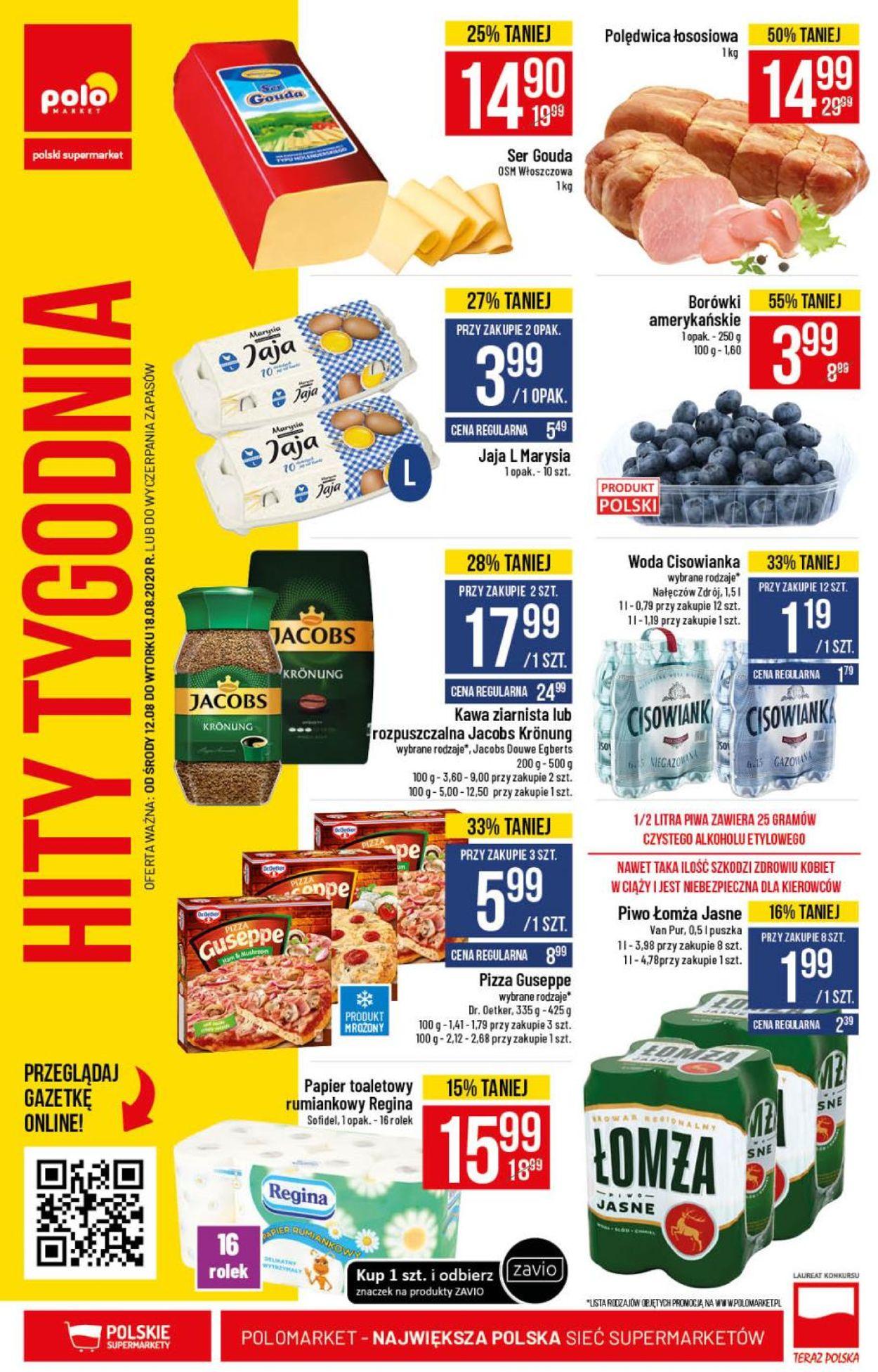 Gazetka promocyjna Polomarket - 12.08-18.08.2020 (Strona 32)