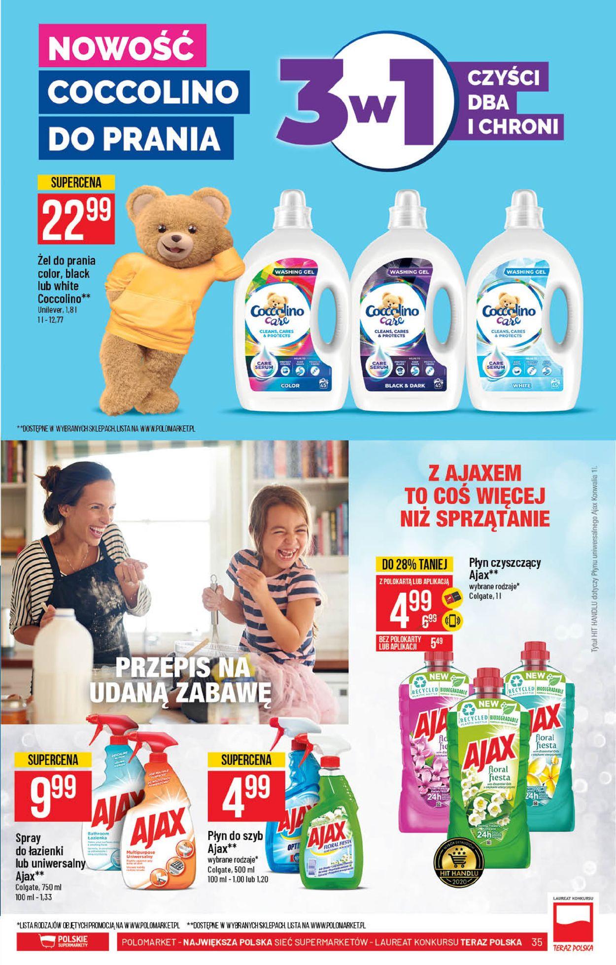 Gazetka promocyjna Polomarket - 04.11-10.11.2020 (Strona 35)