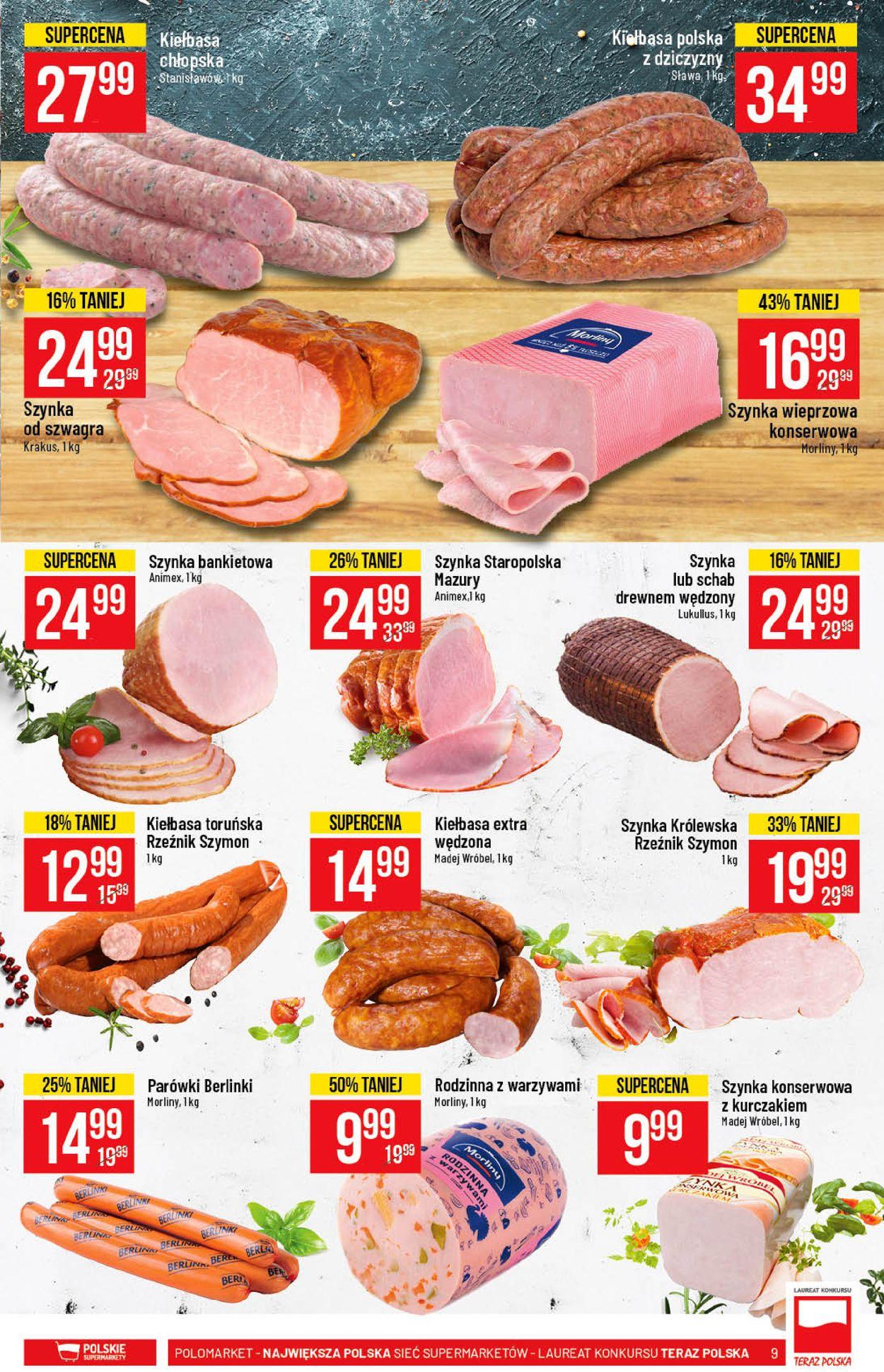 Gazetka promocyjna Polomarket - 05.05-11.05.2021 (Strona 9)