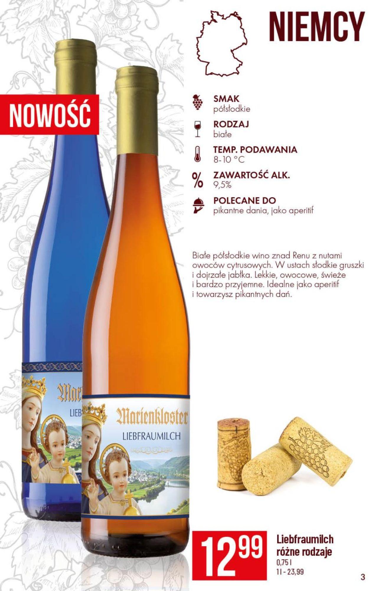Gazetka promocyjna Polomarket - 19.09-12.10.2019 (Strona 3)