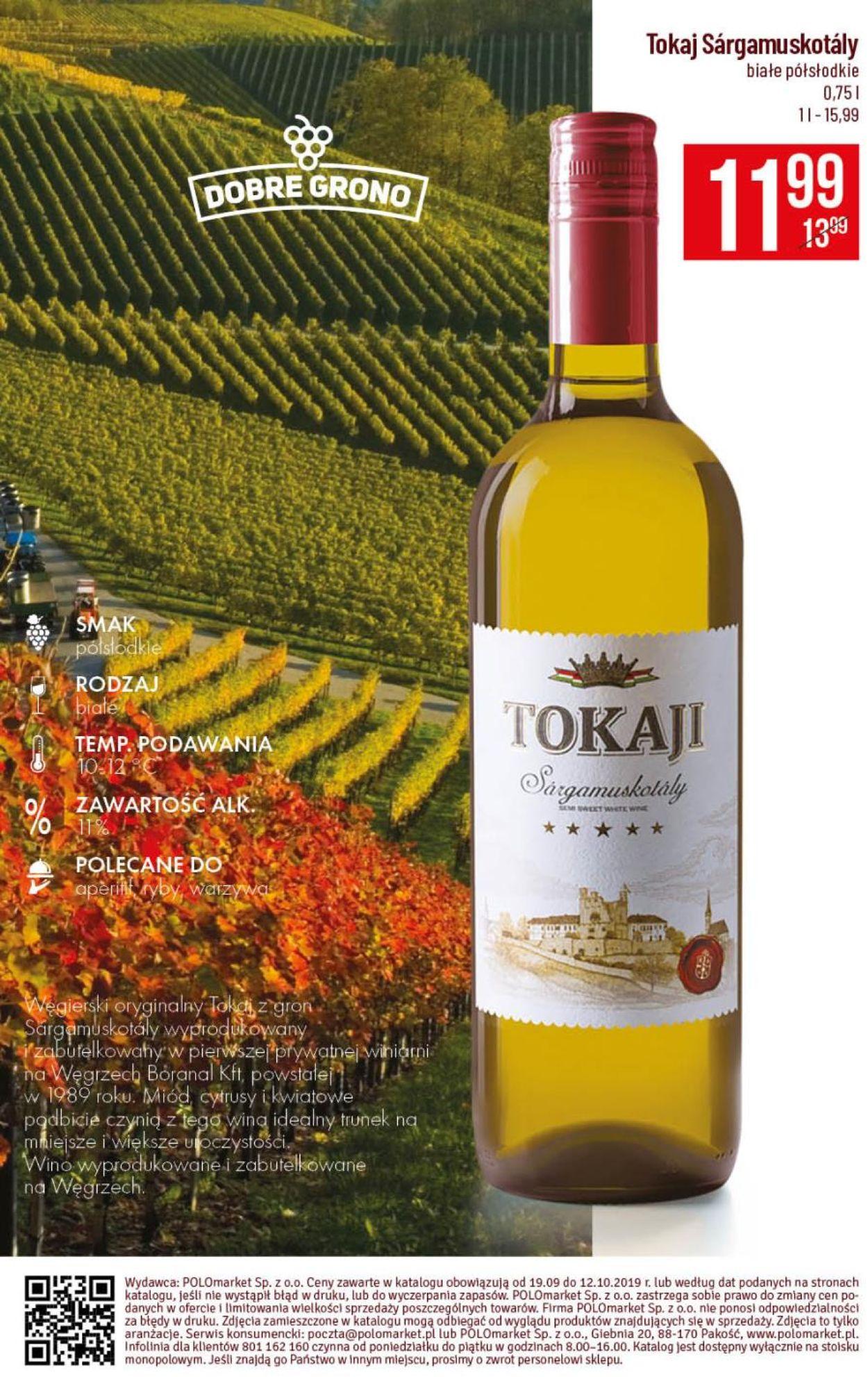 Gazetka promocyjna Polomarket - 19.09-12.10.2019 (Strona 24)