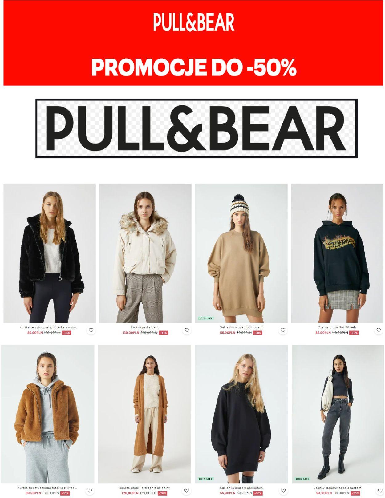 Gazetka promocyjna Pull&Bear Black Friday 2020 - 12.11-25.11.2020