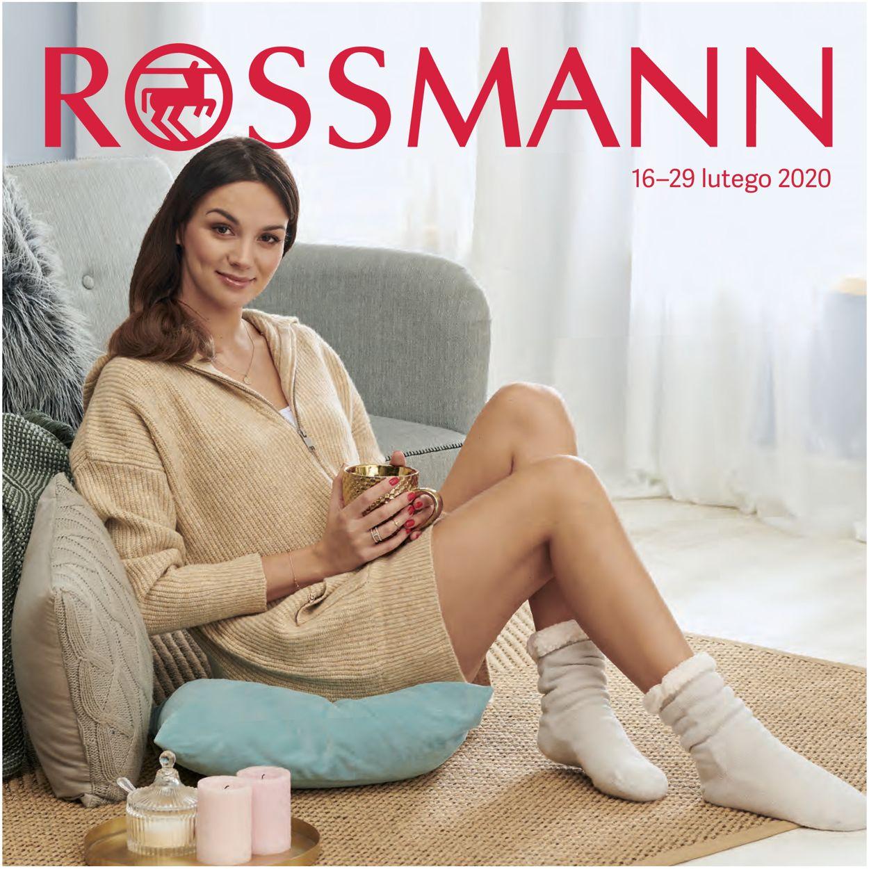 Gazetka promocyjna Rossmann - 16.02-29.02.2020