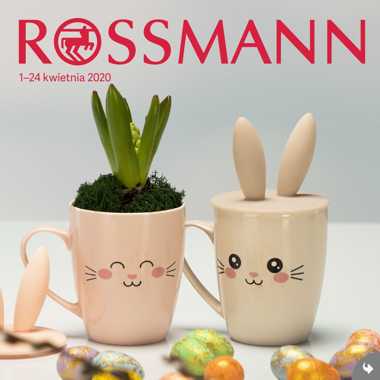 Gazetka promocyjna Rossmann - 01.04-24.04.2020