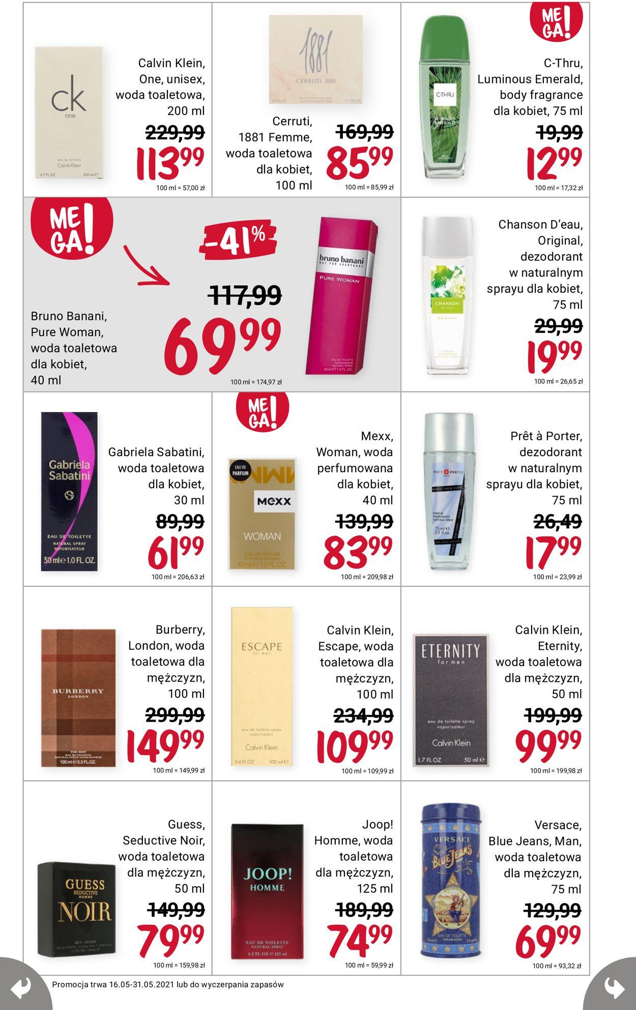 Gazetka promocyjna Rossmann - 16.05-31.05.2021 (Strona 5)