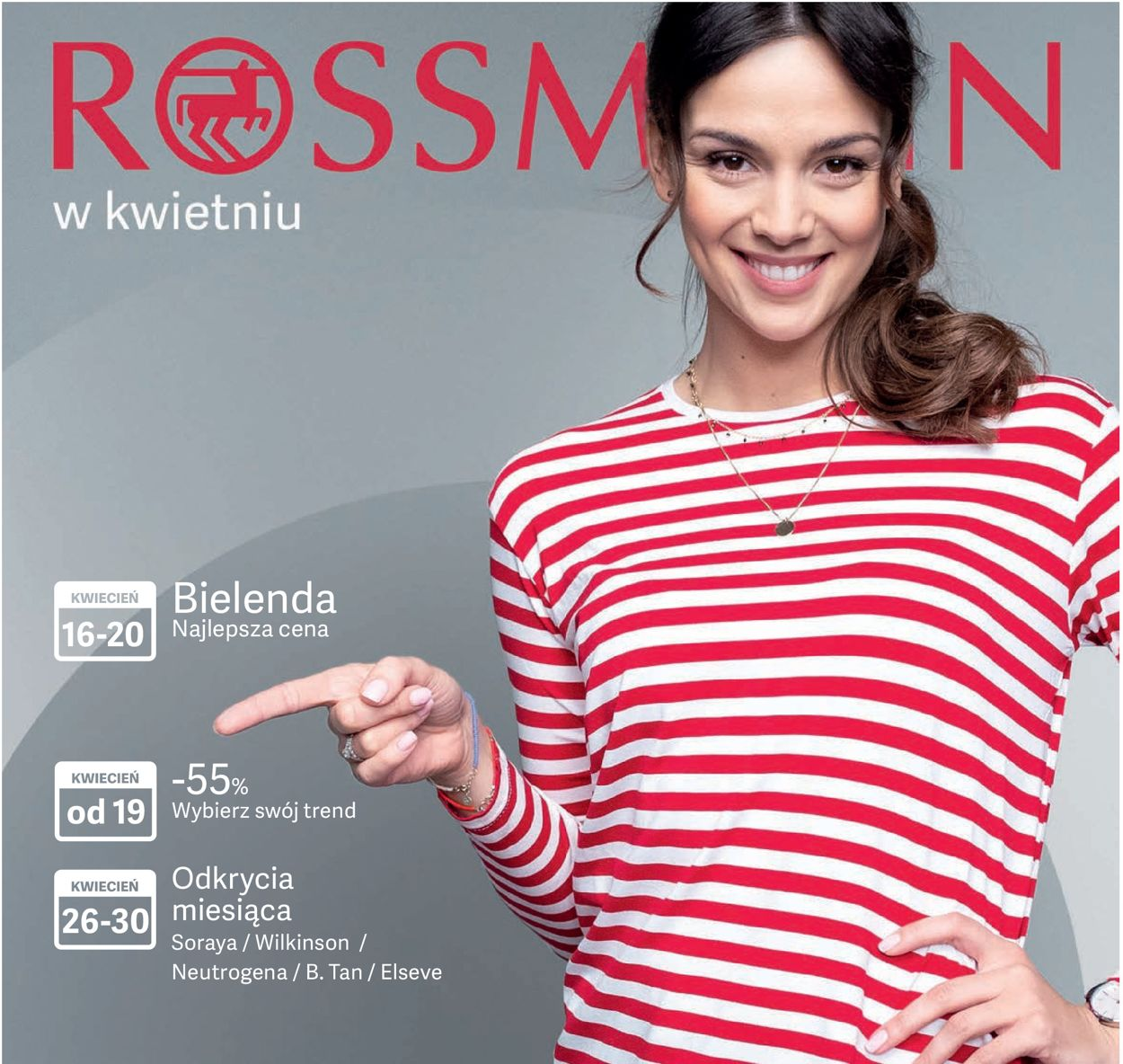 Gazetka promocyjna Rossmann - 16.04-30.04.2019