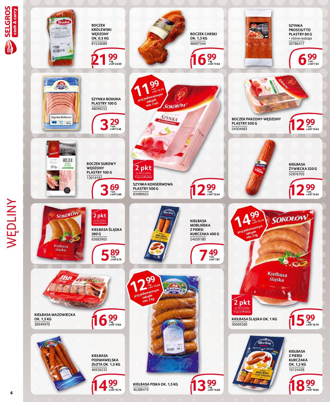 Gazetka promocyjna Selgros - 20.02-04.03.2020 (Strona 4)
