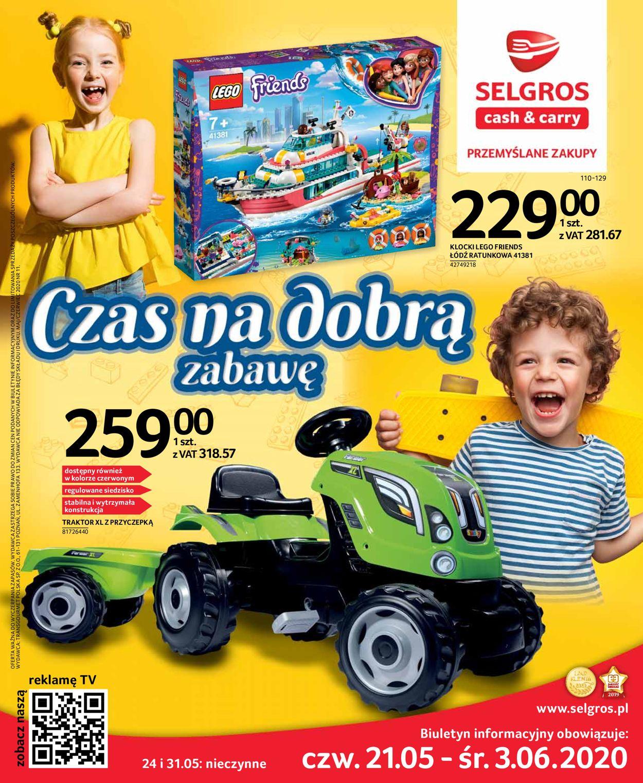 Gazetka promocyjna Selgros - 21.05-03.06.2020