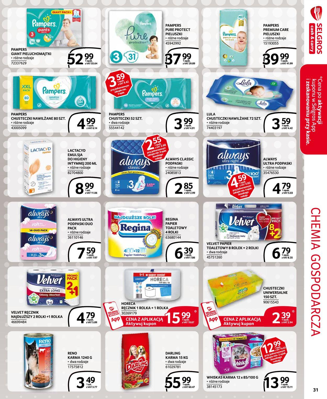Gazetka promocyjna Selgros - 30.07-12.08.2020 (Strona 26)