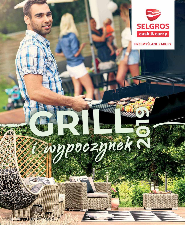 Gazetka promocyjna Selgros - 19.04-17.07.2019