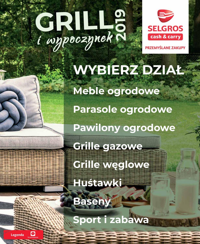 Gazetka promocyjna Selgros - 19.04-17.07.2019 (Strona 2)