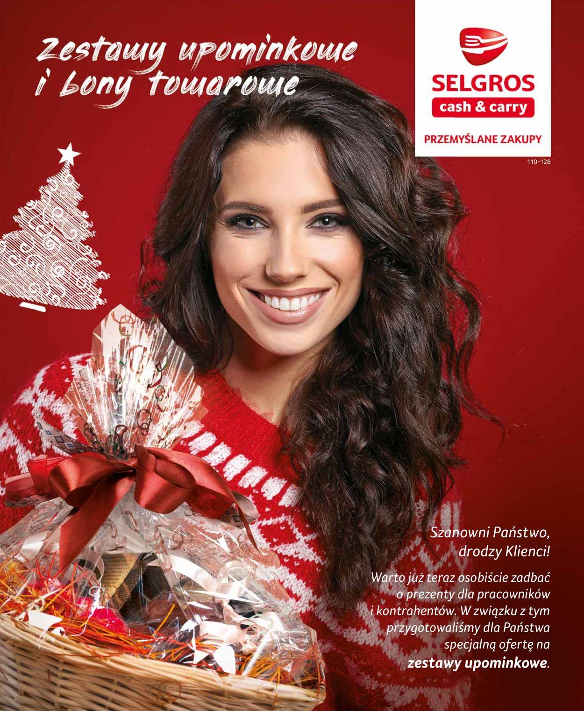 Gazetka promocyjna Selgros - 26.09-04.12.2019
