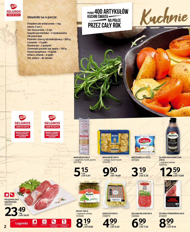Gazetka promocyjna Selgros - 23.01-05.02.2020 (Strona 2)