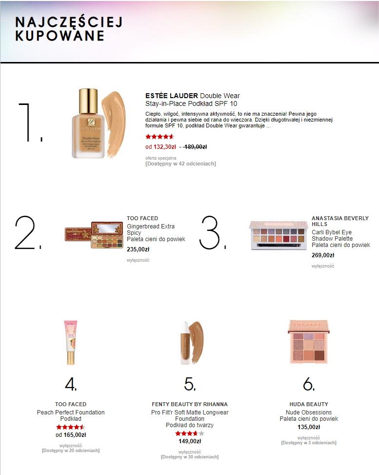 Gazetka promocyjna Sephora - 28.01-03.02.2020 (Strona 4)