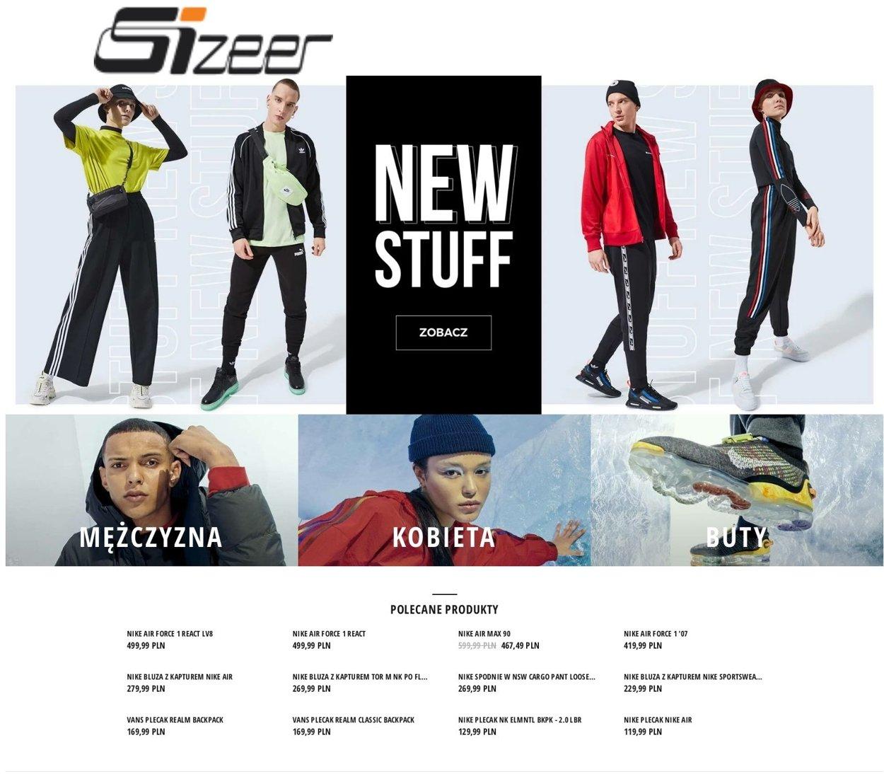 Gazetka promocyjna Sizeer - 03.03-09.03.2021