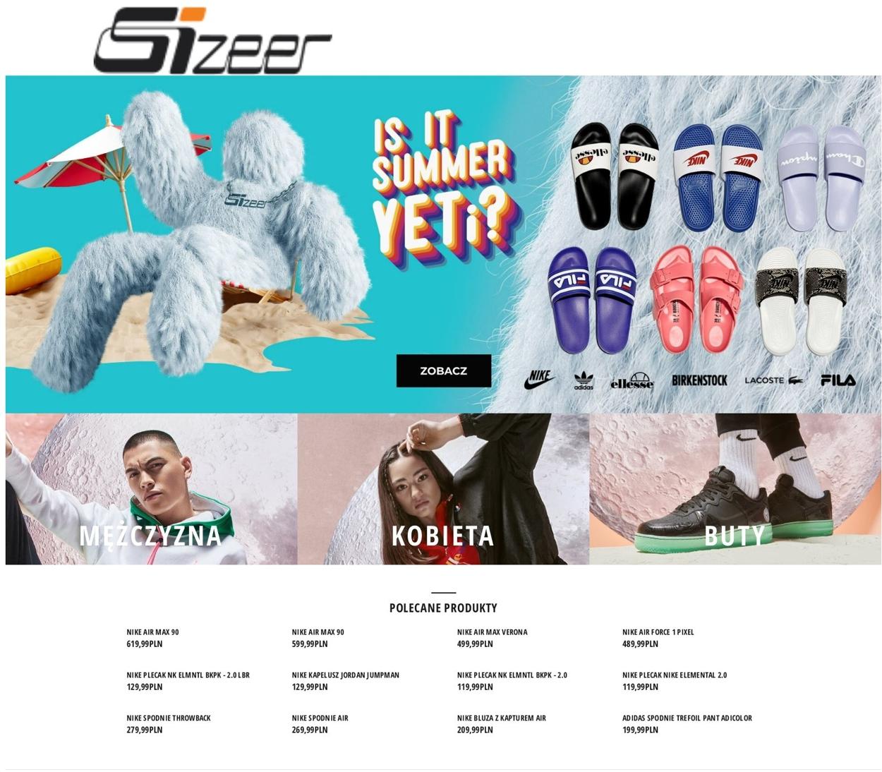 Gazetka promocyjna Sizeer - 05.05-11.05.2021
