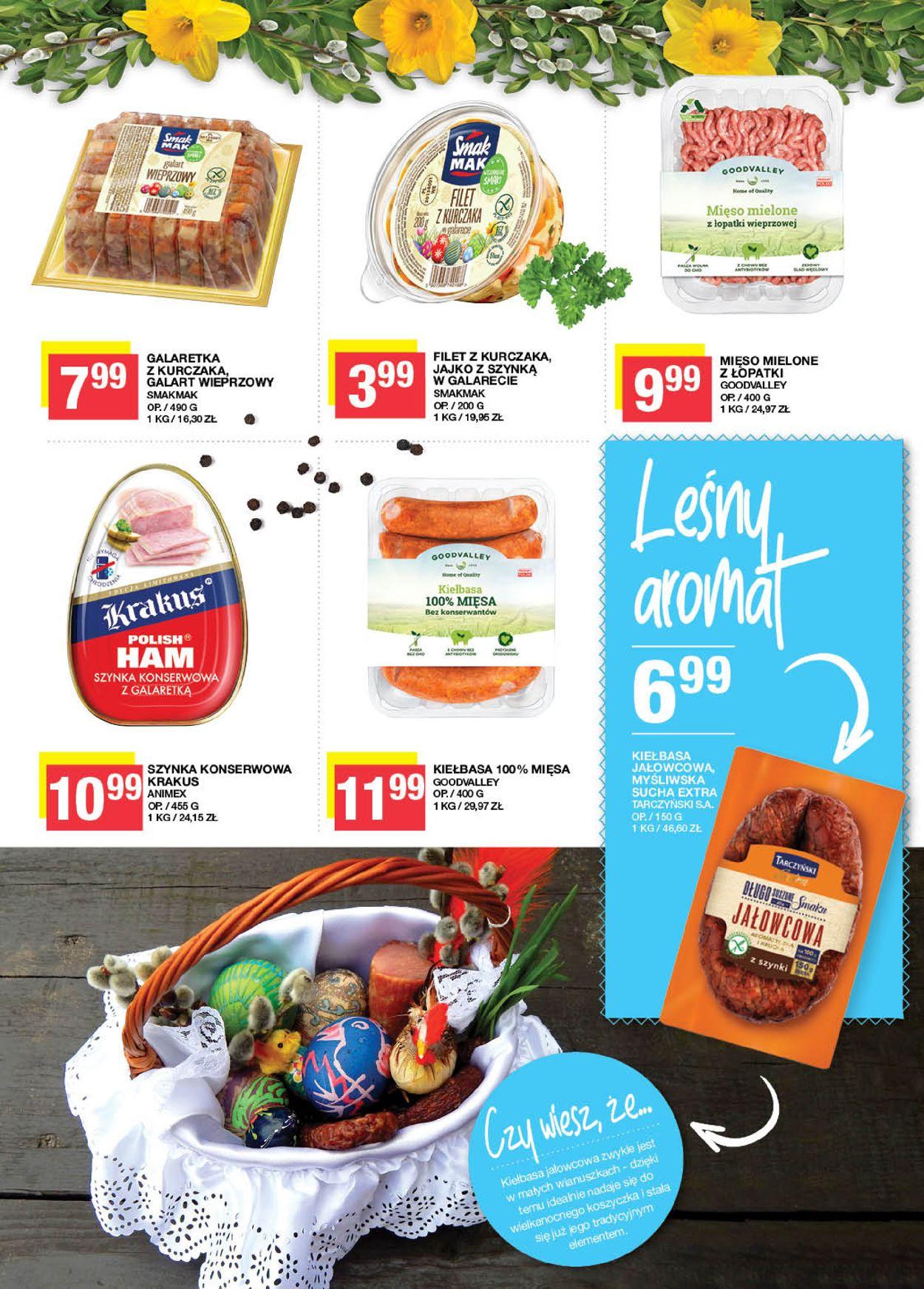 Gazetka promocyjna SPAR Katalog Wielkanocny 2021 - 10.03-03.04.2021 (Strona 10)
