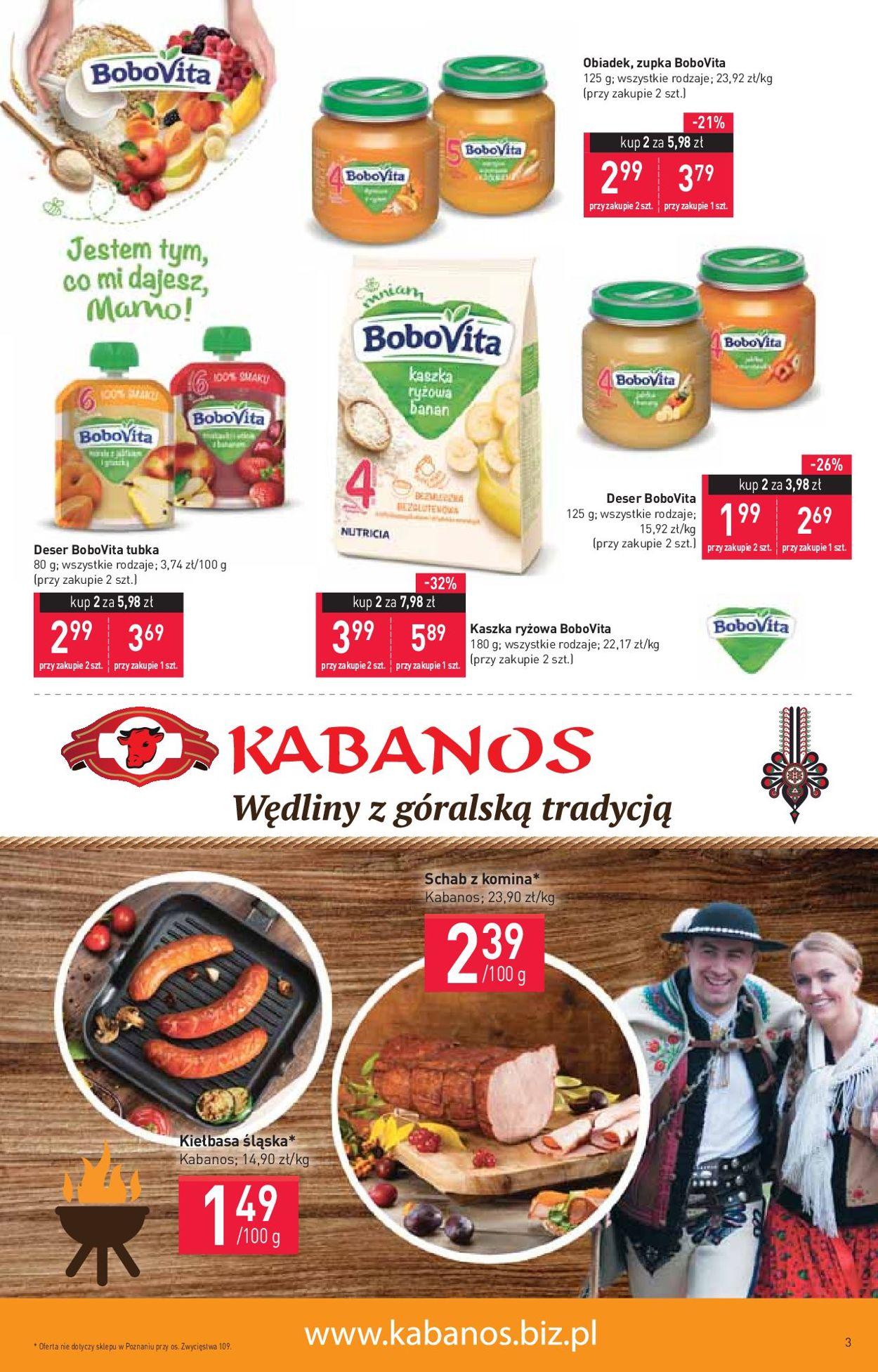 Gazetka promocyjna Stokrotka - 16.05-22.05.2019 (Strona 3)