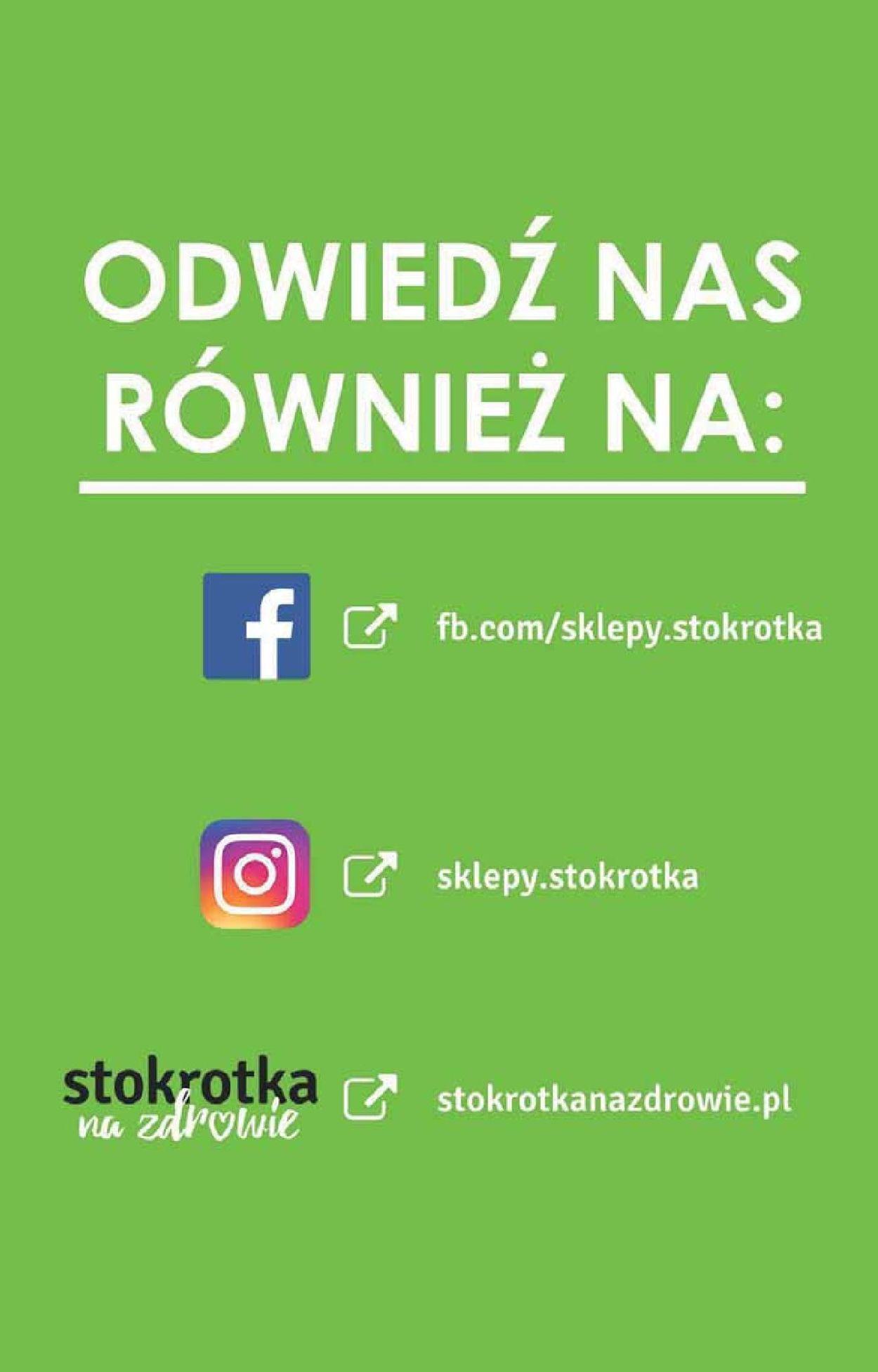 Gazetka promocyjna Stokrotka - 16.05-22.05.2019 (Strona 17)