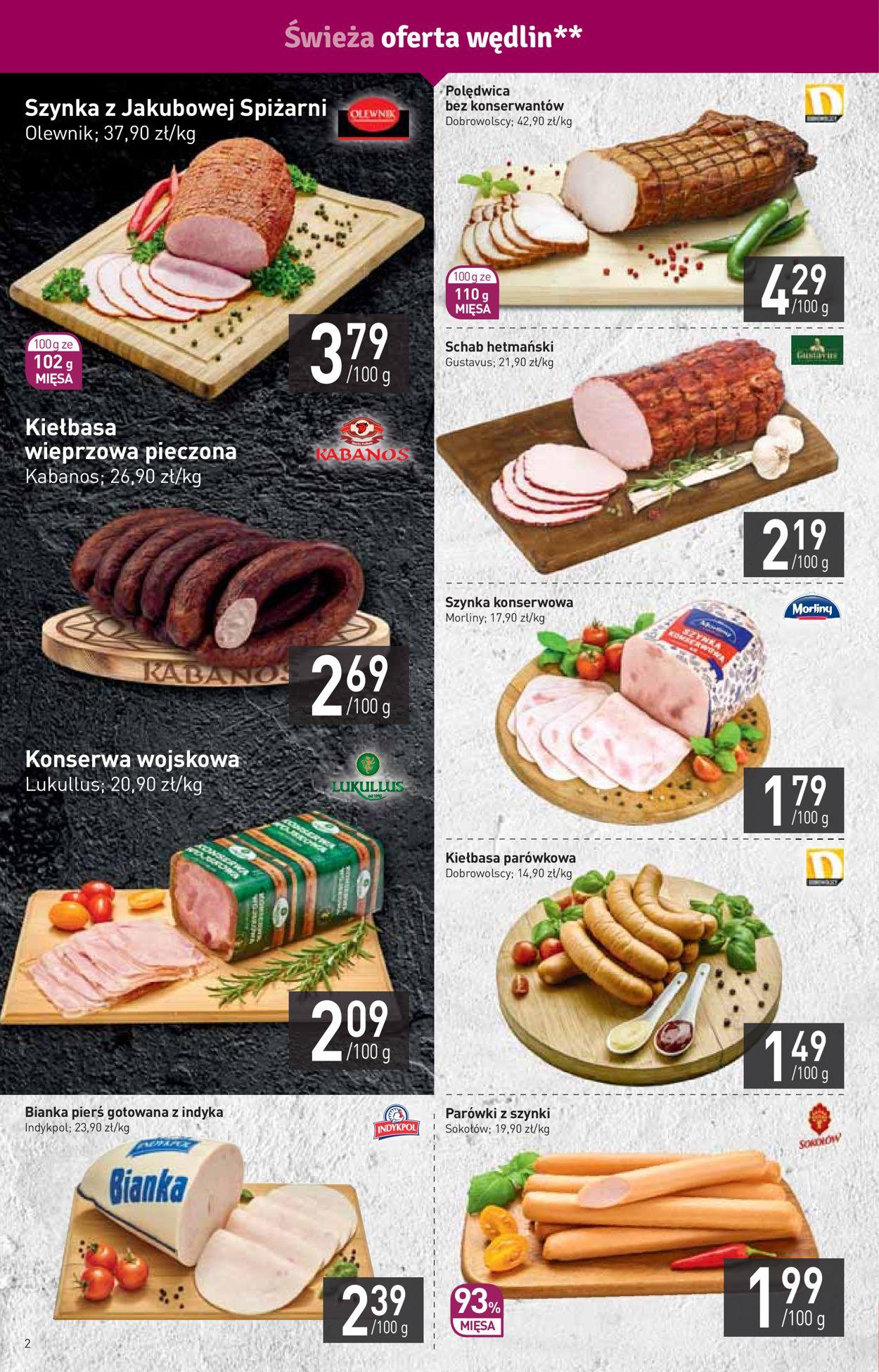 Gazetka promocyjna Stokrotka - 24.10-30.10.2019 (Strona 2)