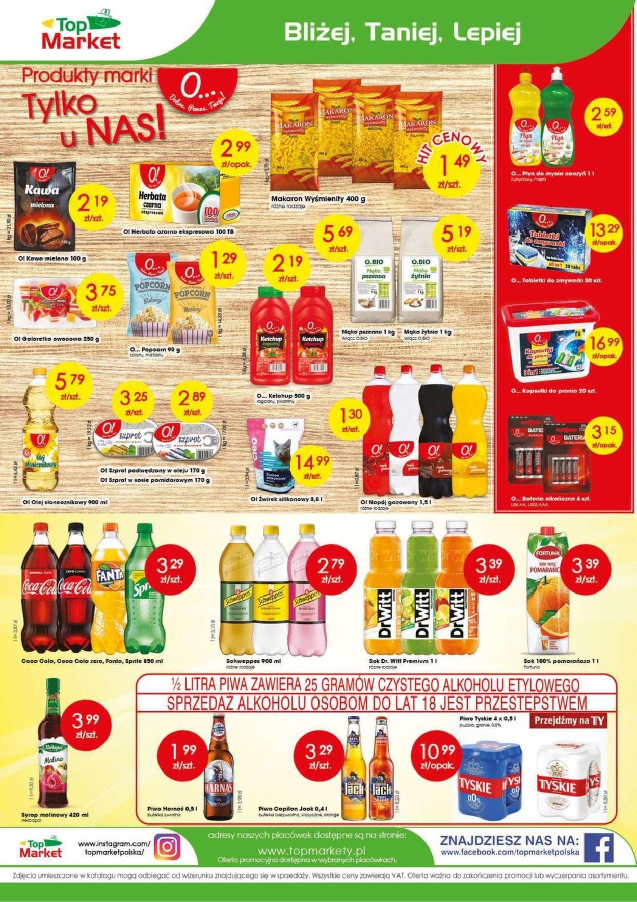 Gazetka promocyjna Top Market - 30.07-05.08.2020 (Strona 4)