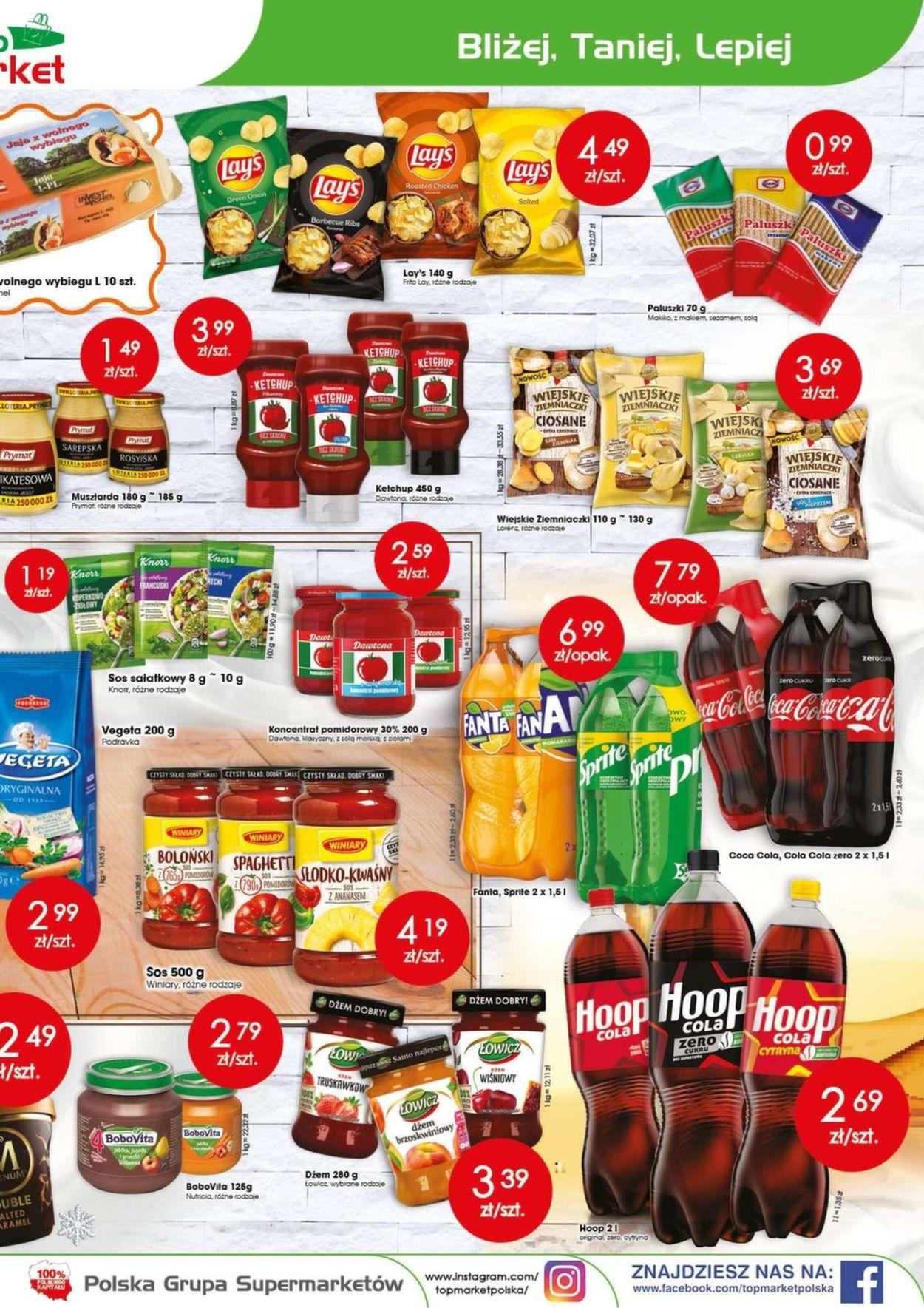 Gazetka promocyjna Top Market - 13.08-19.08.2020 (Strona 3)