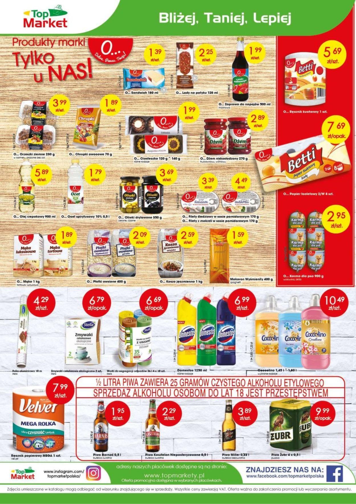Gazetka promocyjna Top Market - 13.08-19.08.2020 (Strona 4)