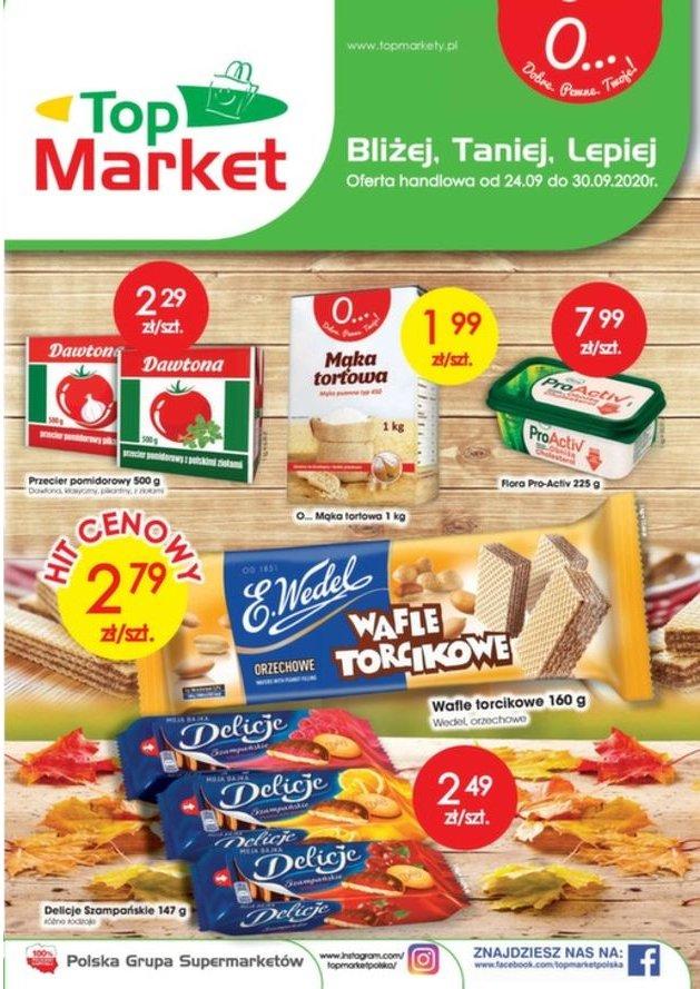 Gazetka promocyjna Top Market - 24.09-30.09.2020