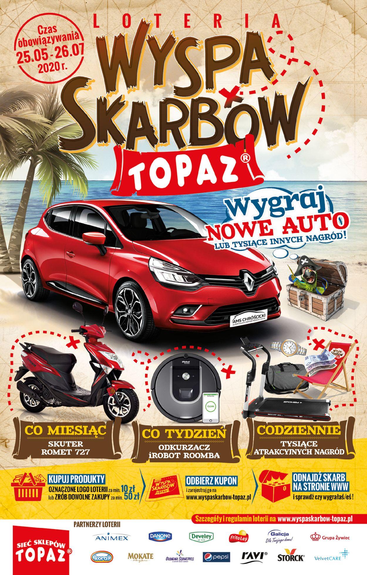 Gazetka promocyjna Topaz - 04.06-17.06.2020 (Strona 2)
