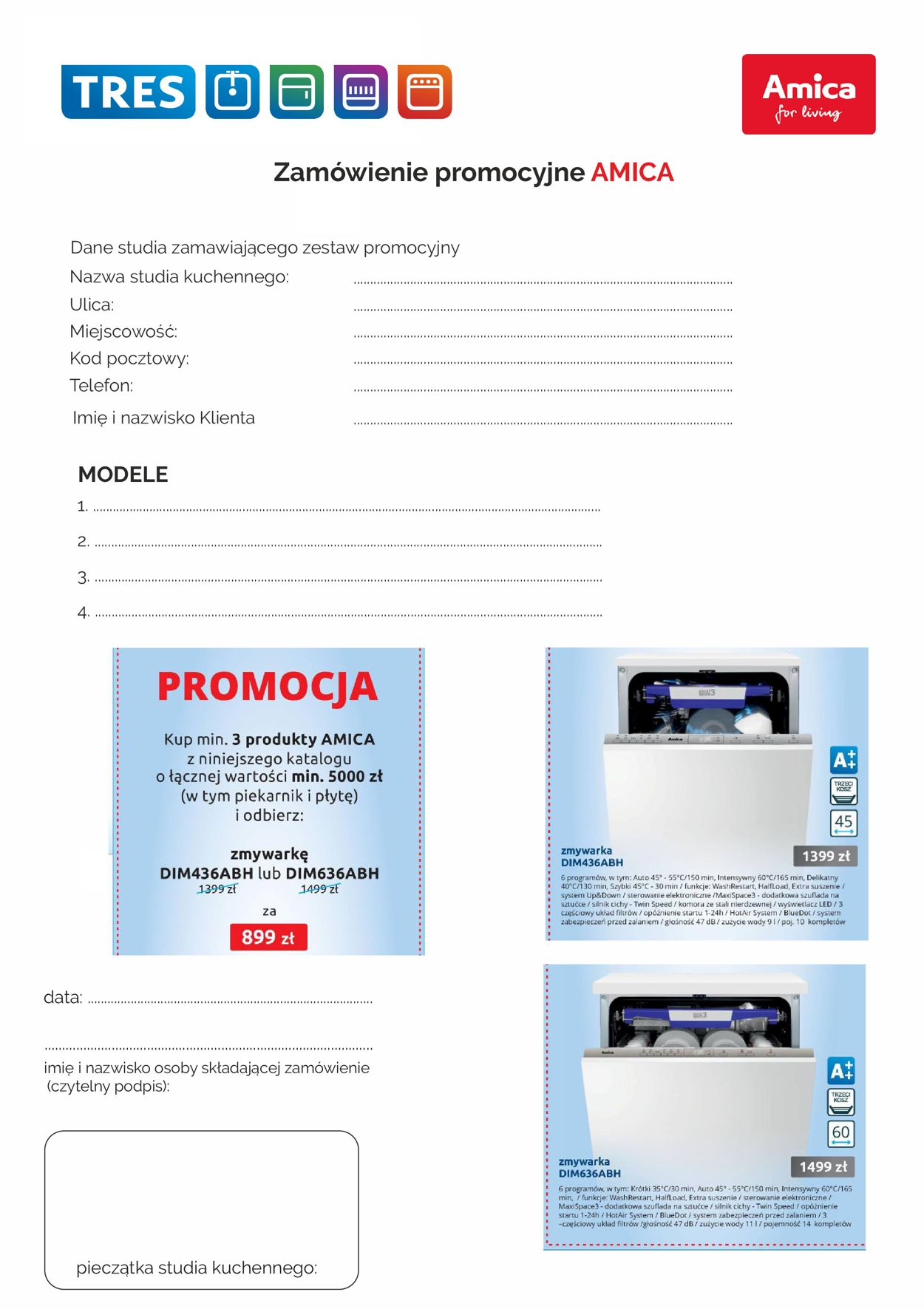 Gazetka promocyjna Tres - 17.06-30.06.2020