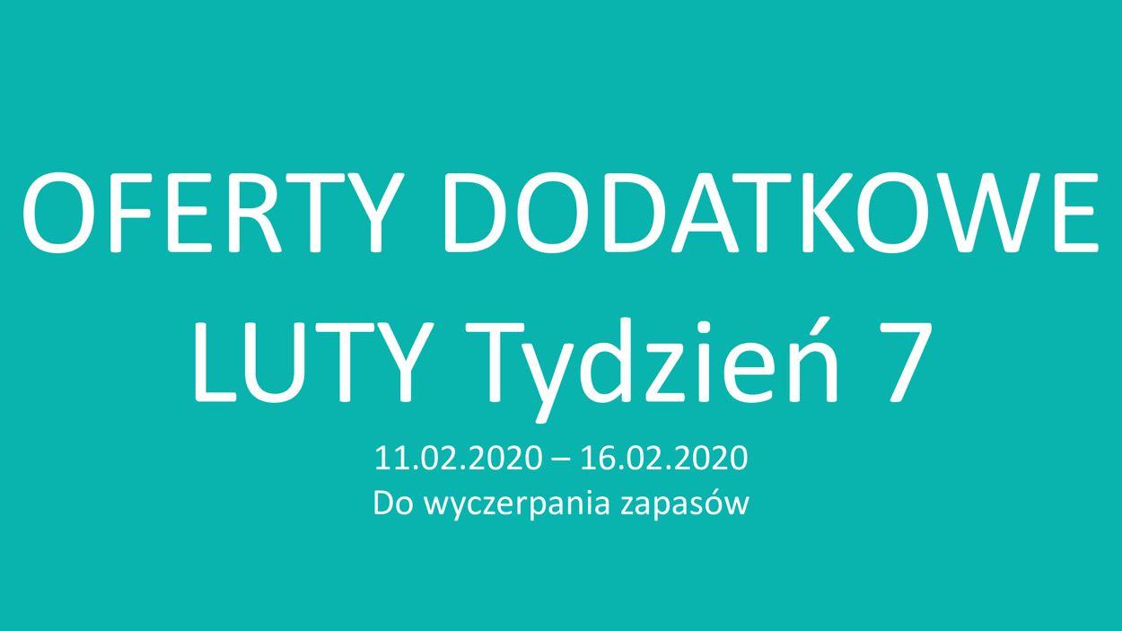 Gazetka promocyjna Tupperware - 11.02-16.02.2020