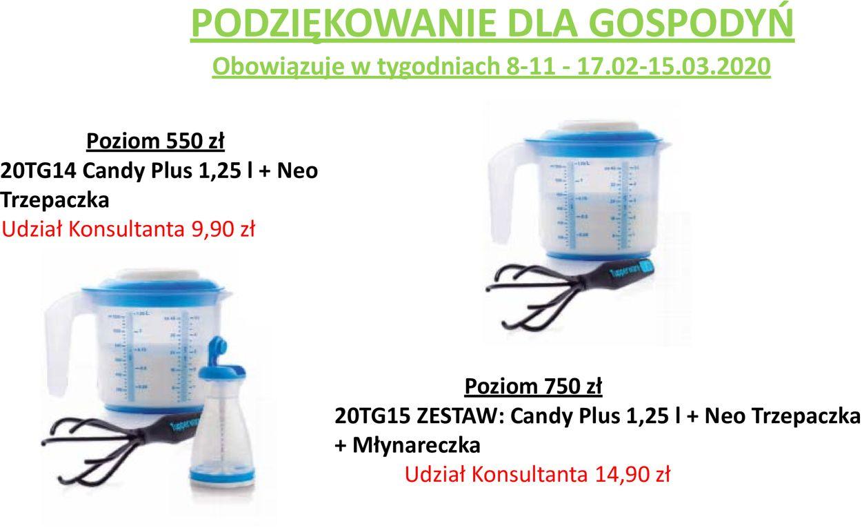 Gazetka promocyjna Tupperware - 17.02-15.03.2020