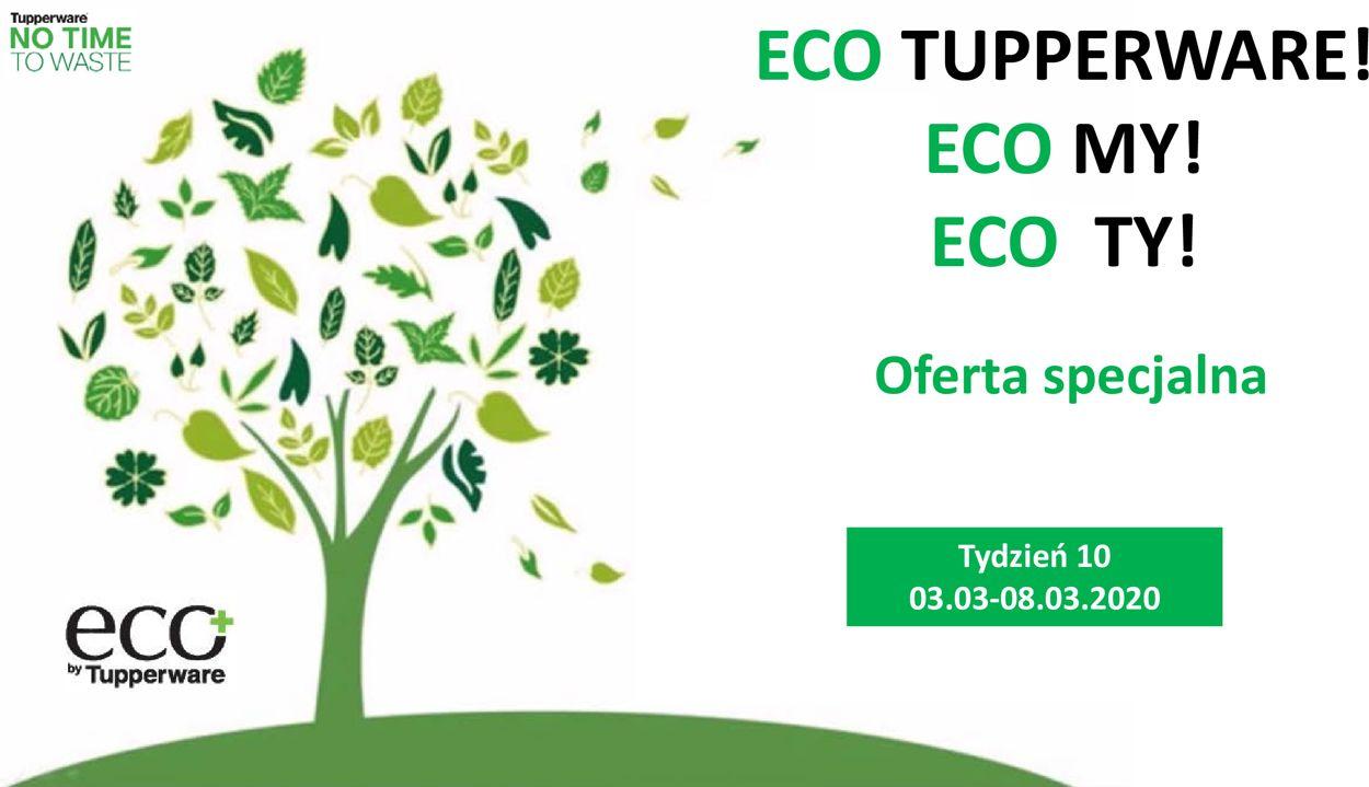 Gazetka promocyjna Tupperware - 03.03-08.03.2020