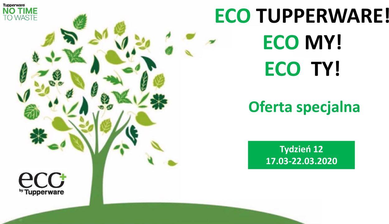 Gazetka promocyjna Tupperware - 17.03-22.03.2020