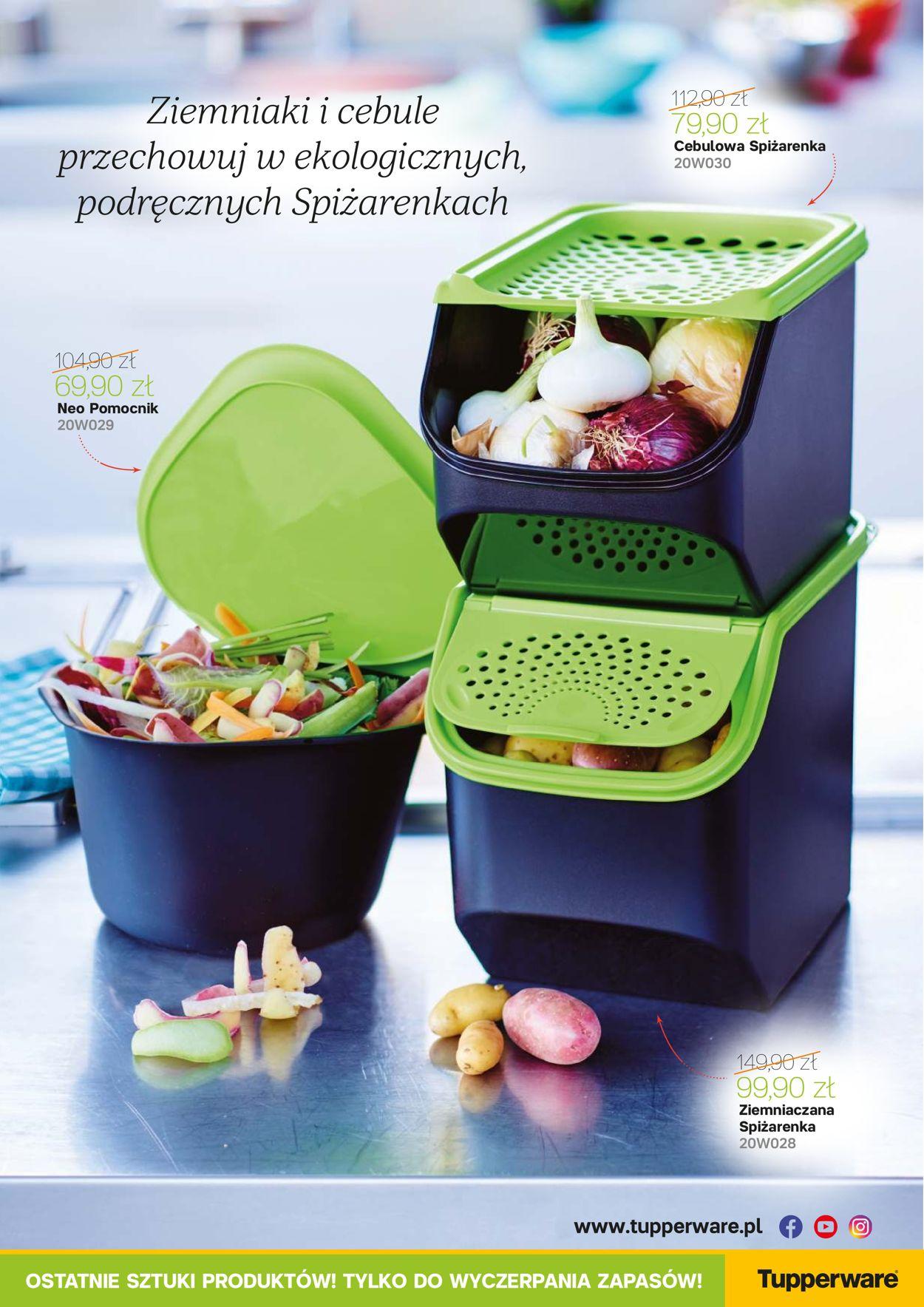 Gazetka promocyjna Tupperware - 23.03-03.05.2020 (Strona 4)