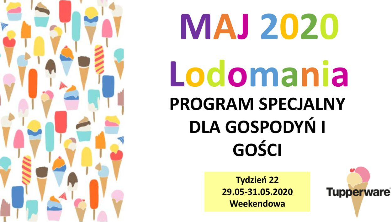 Gazetka promocyjna Tupperware - 29.05-31.05.2020