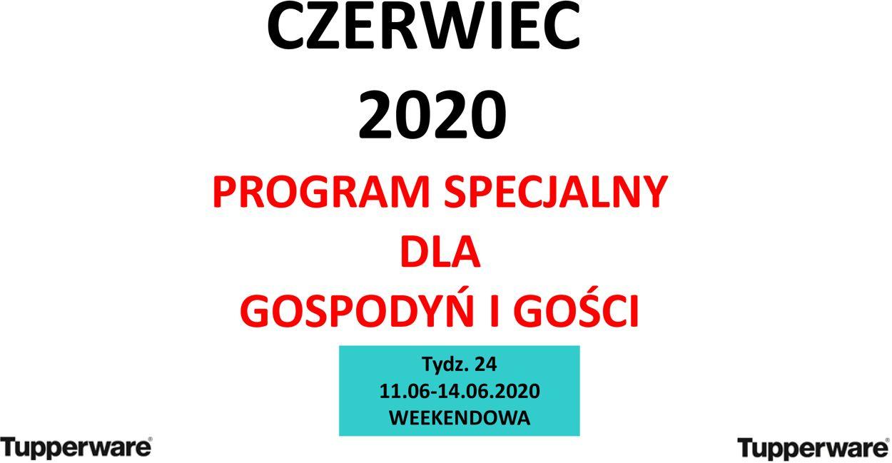 Gazetka promocyjna Tupperware - 11.06-14.06.2020