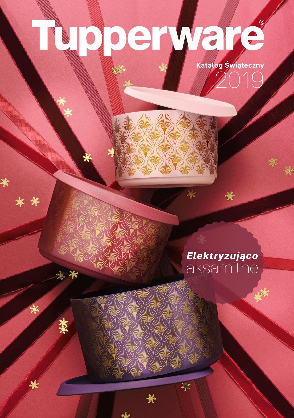 Gazetka promocyjna Tupperware - Katalog Świąteczny 2019 - 19.12-26.12.2019