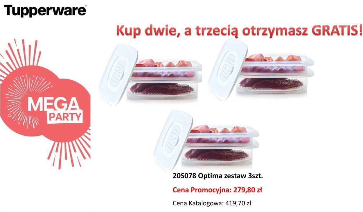 Gazetka promocyjna Tupperware - 14.01-31.01.2020 (Strona 3)