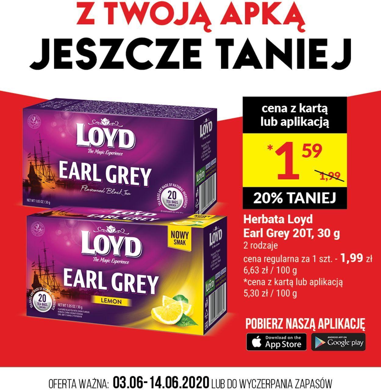Gazetka promocyjna Twój Market - 03.06-14.06.2020