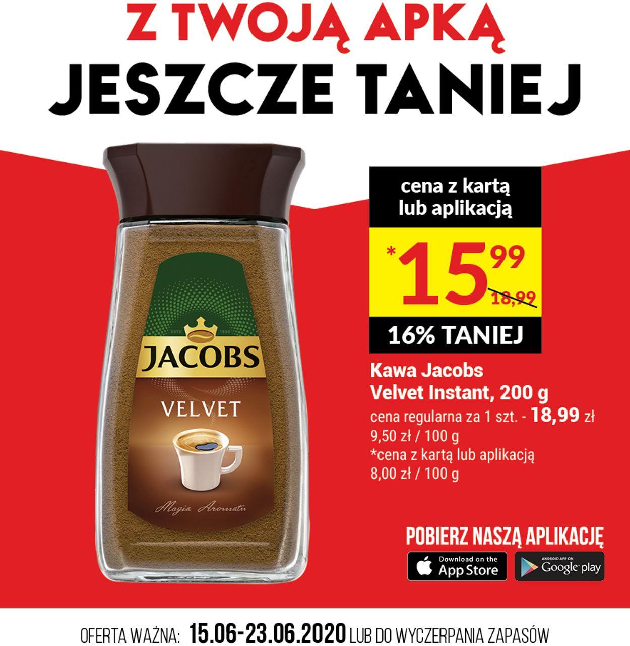 Gazetka promocyjna Twój Market - 15.06-23.06.2020