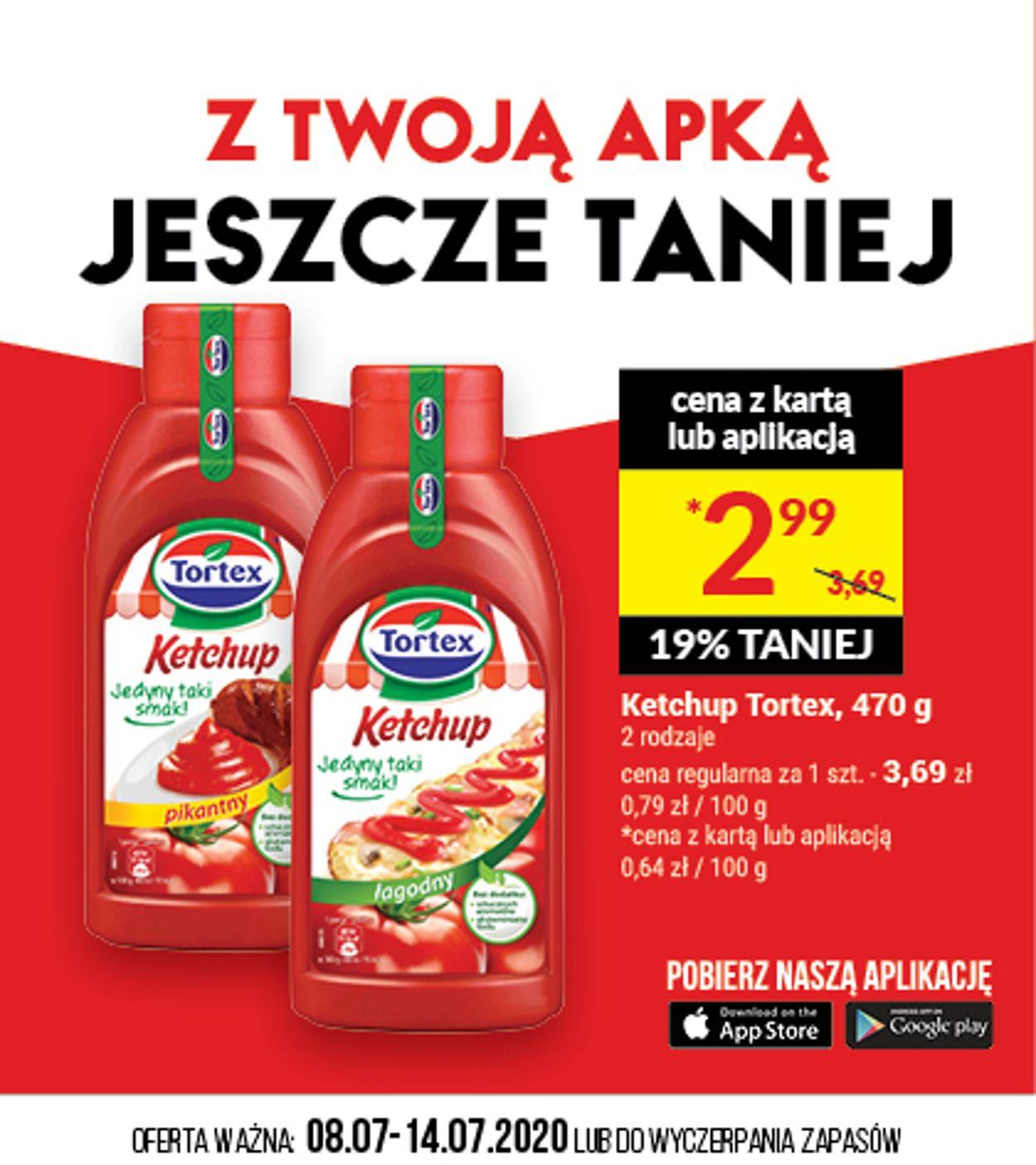 Gazetka promocyjna Twój Market - 08.07-14.07.2020