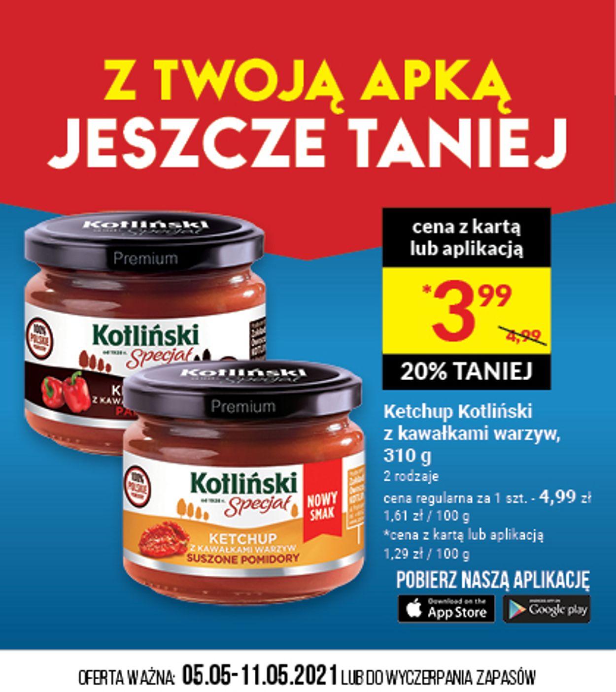 Gazetka promocyjna Twój Market - 05.05-11.05.2021